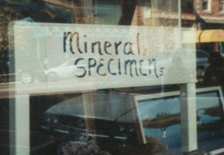 Mineral's